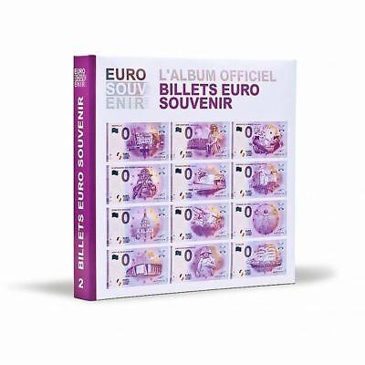 Vordruckalbum für Euro Souvenir-Banknoten, Band 2