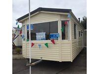 Static caravan for sale ocean edge holiday park 12 month season 5*facilities