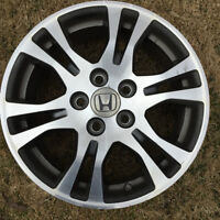 Alloy Wheels for Honda Odyssey! Rims Include TPMS Sensors!