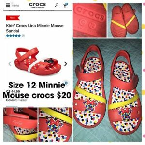 Mickey Minnie shoes for GIRL