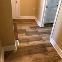 Affordable, professional, flooring Installations