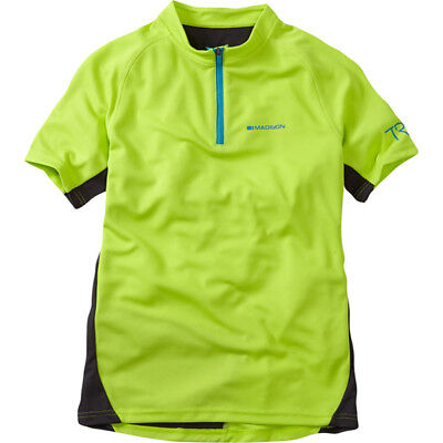 Madison Trail Youth Short Sleeve Cycling Jersey fa7d4fd0a