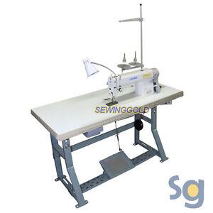 JUKI-DDL-5550N-Industrial-Sewing-Machine-w-Servo-Motor