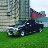 2015 Ram Longhorn buy out or take over payments