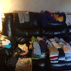 Huge Lot 3-6 & 6 month Boys Clothing