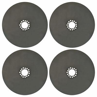 4x Big Rim Dust Shields for 26 Inch Wheels Brake Dust Covers Plates – Behind Rim