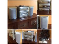 Denon system (price reduced for quick sale)