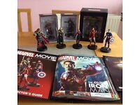 Marvel movie figures