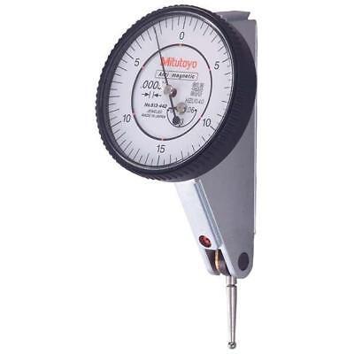 Mitutoyo 513-442-10a Dial Test Indicator .060 Range .0005 Graduation