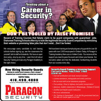 Paragon West Is Hiring! Need a License? Training Offered Weekly!