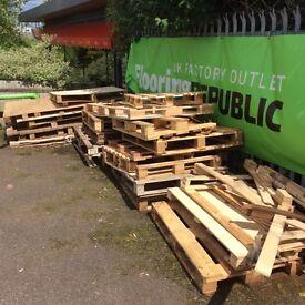 Free pallets