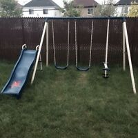 Slide for backyard!!!! With delivery !!