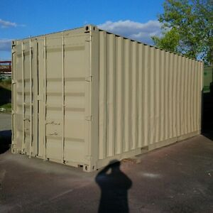 Gently used 20ft and 40ft steel sea containers for storage London Ontario image 3
