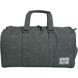HERSCHEL NOVEL DUFFLE BAG WITH SEPARATE SHOE COMPARTMENT
