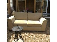 Free next two seater sofa