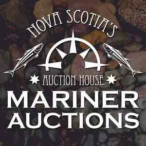 MASSIVE AUCTION THIS SUNDAY NOV. 29 - MARINER AUCTIONS