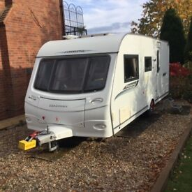 Coachman Pastiche 520/4 2011 (End Washroom)