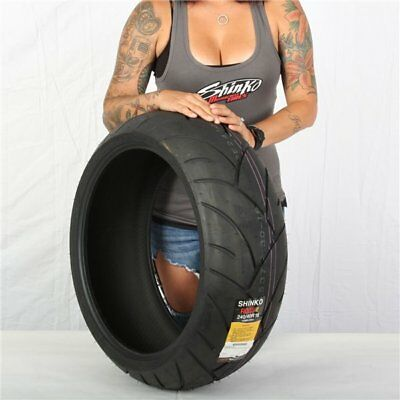 240/40R-18 Shinko 005 Advance Radial Rear Tire