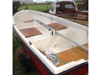 Fishing Boat 14/15 ft