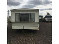 Static caravan for sale - Tudor 28x10 2 bedrooms
