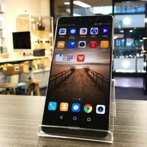 PRE OWNED HUAWEI MATE 9 64GB BLACK UNLOCKED WARRANTY INVOICE Molendinar Gold Coast City Preview