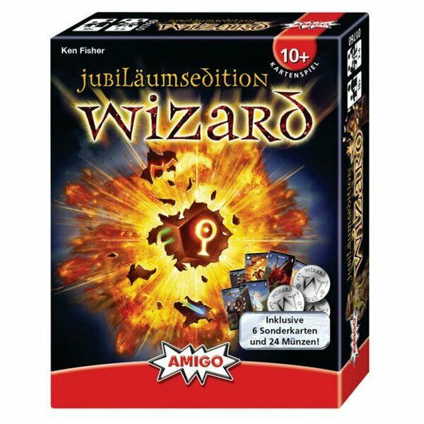 Wizard Sonderkarten