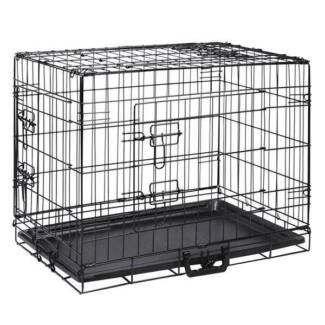 24Inch Foldable Pet Crate
