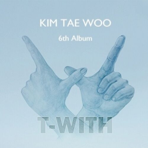 Kim Tae Woo - [t-with] 6th Album Cd G.o.d K-pop Sealed God Vocal R&b Soul