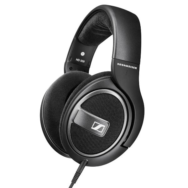 Sennheiser HD 559 Open-Back Around-Ear Headphones