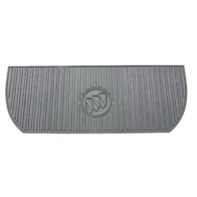 OEM GM 2008-2017 Buick Enclave All Weather Cargo Trunk Floor Mat Titanium Logo