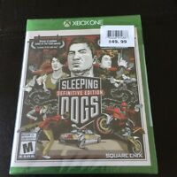 Sleeping Dogs for Xbox One