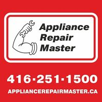 Reliable repair of home appliances in GTA