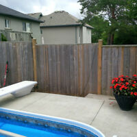 Complete Fence and Post Repair