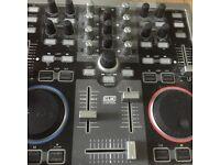 Total control mixer