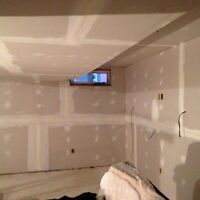 Need Drywall Done? Professional Finish