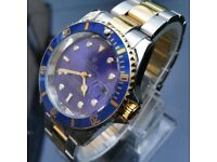Rolex Datejust Diamond Steel & Gold Automatic Watch Rolex Box and Papers