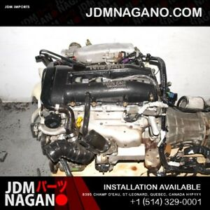 JDM SR20DET S14 ENGINE 240SX S14 ENGINE SR20DET ENGINE S14 ENGIN