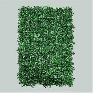 ARTIFICIAL BOXWOOD HEDGE MATS 60 X 40CM | CAN DELIVER AUST WIDE Allenby Gardens Charles Sturt Area Preview