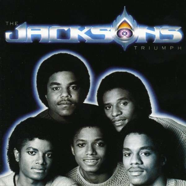 Triumph - The Jacksons CD EPIC