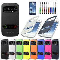 Cover Galaxy Samsung Alpha Note 2-3-4 Mini S4 * S3-S4-S5 * NEUFS