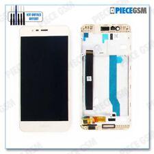 ECRAN LCD + TACTILE + FRAME pour ASUS ZENFONE 3 MAX  ZC520TL OR ET X008D + outil