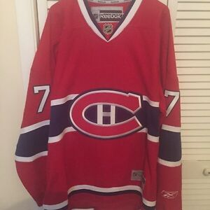 Canadians #76 Subban Jersey - price just  Reduced