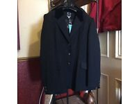 Brand new Dublin Navy blue Ladies Show Jacket