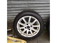 For sale 16 inch Nissan alloys 4 stud
