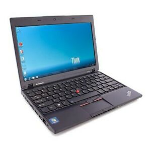 Lenovo Thinkpad X120e | HDMI + 4 Go + 120 GB + Windows 10