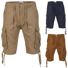 55 Soul Men's Cargo Shorts (Get 2 for £24)