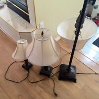 Lamp set for cheap