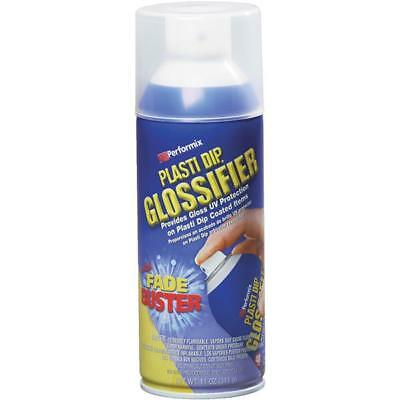 3 Pk 11 Oz Performix Plasti Dip Glossifier Rubber Coating Spray Paint 11212-6