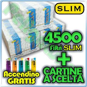 4500-Filtri-SLIM-6mm-RIZLA-Cartine-a-Scelta