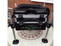 Maver abyss X series fishing seat box.